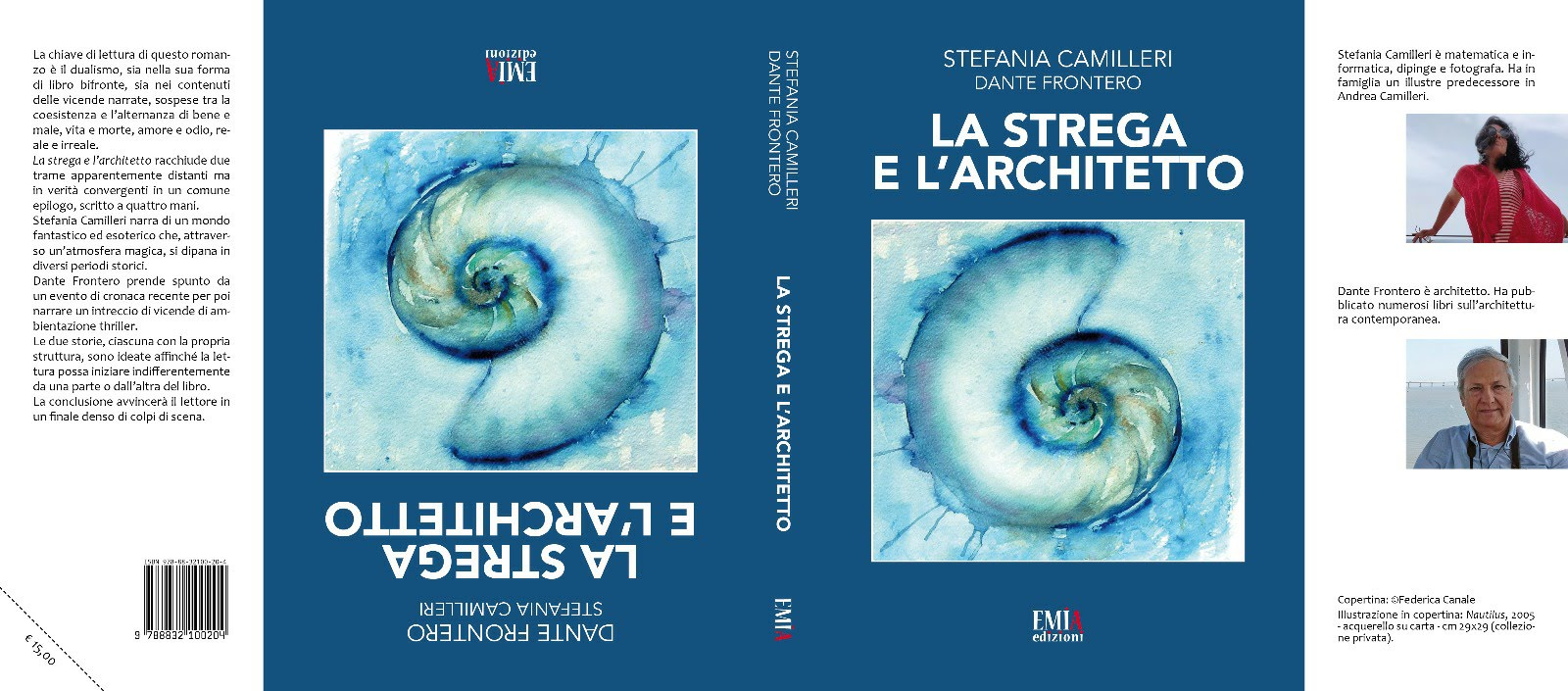 romanzo di Stefania Camilleri